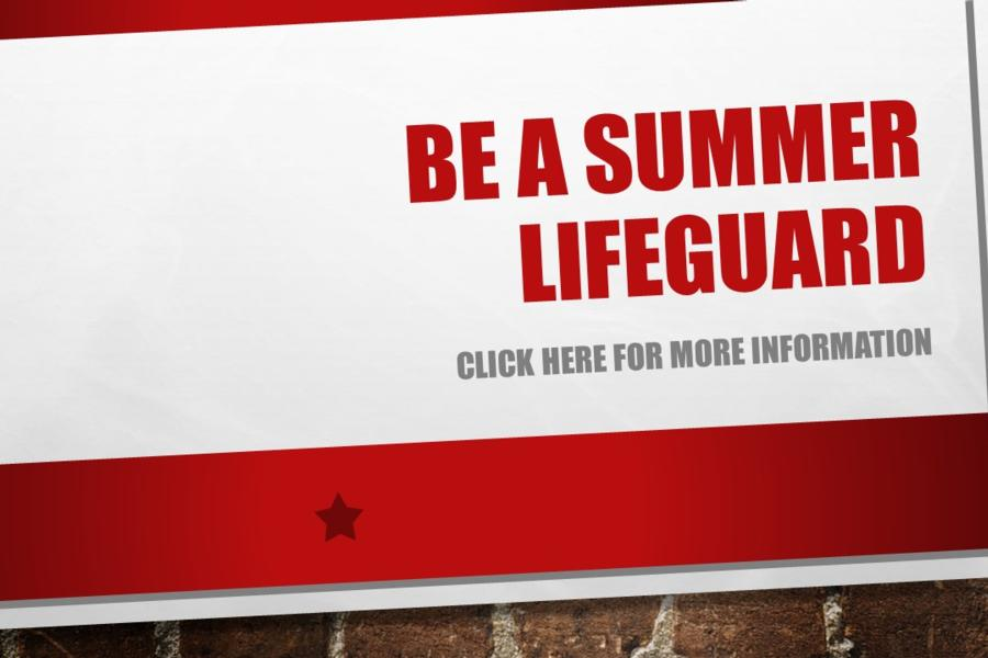 Be a Volusia Beach Lifeguard